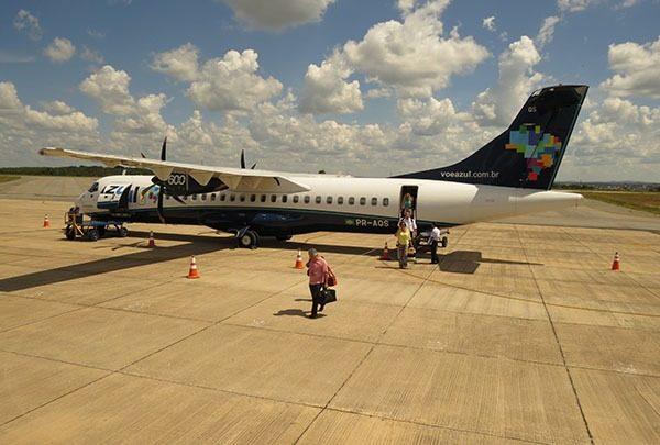 Passagens de ida e volta nos voos de Vitória a partir de R$ 235