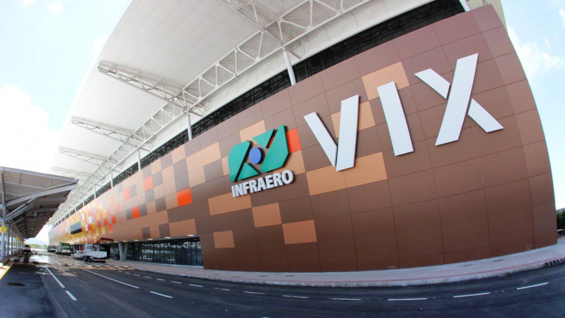 ANAC autoriza voos internacionais no Aeroporto de Vitória