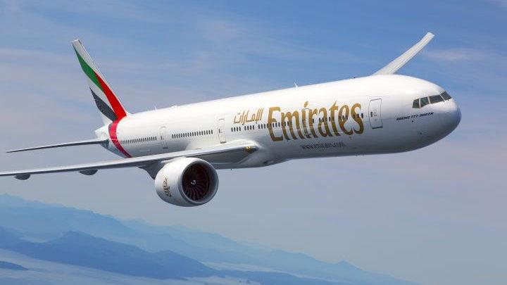 Voo de repatriação da Emirates para São Paulo chega nesta quarta-feira