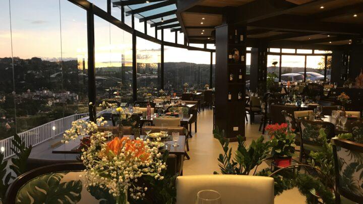 Conheça o Restaurante Bella Vista: alta gastronomia e visão panorâmica em Campos do Jordão