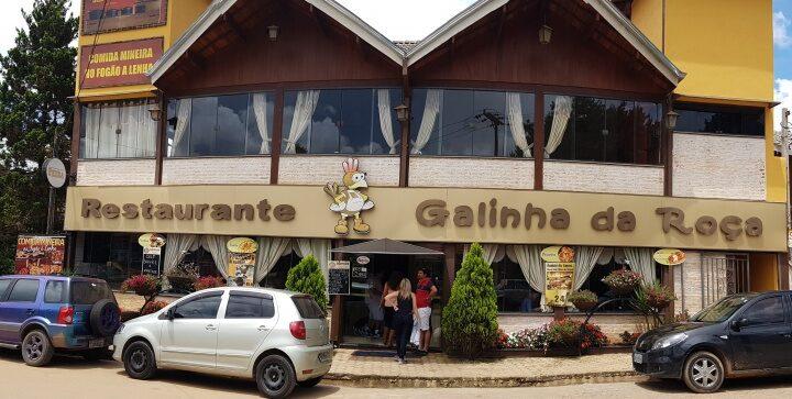 Conservaria e Galinha da Roça, em Monte Verde, são boas opções gastronômicas
