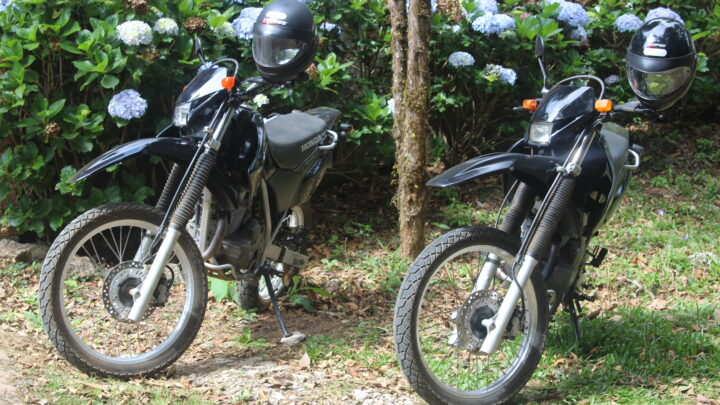 Pousada Pedras e Sonhos (MG) anuncia serviço de locação de motos