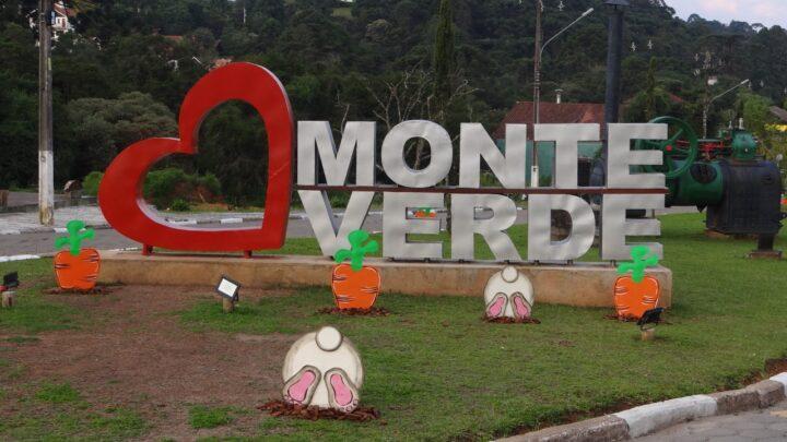 Monte Verde tem clima de Páscoa por todo o mês de abril