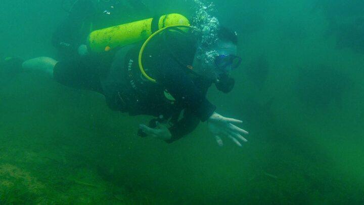 Nascente Azul ganhará museu subaquático